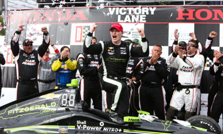 10 Years Of INDYCAR