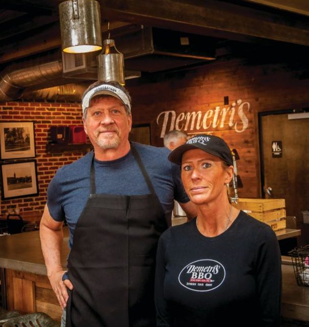 10 Things I've Learned About Demetri's